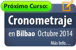 Curso cronometrabe en Bilbao, octubre 2014